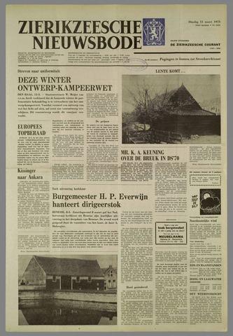 Zierikzeesche Nieuwsbode 1975-03-11