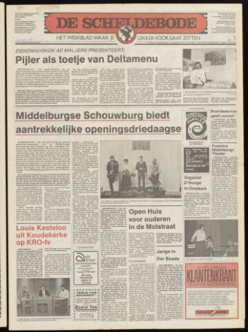 Scheldebode 1986-09-25