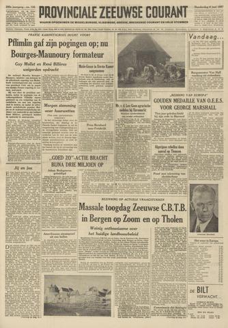 Provinciale Zeeuwse Courant 1957-06-06