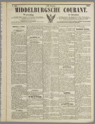 Middelburgsche Courant 1905-10-04