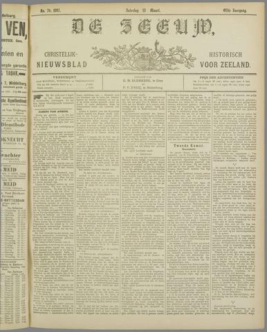 De Zeeuw. Christelijk-historisch nieuwsblad voor Zeeland 1897-03-13