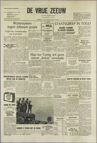 de Vrije Zeeuw 1967-01-14