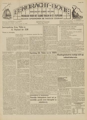 Eendrachtbode (1945-heden)/Mededeelingenblad voor het eiland Tholen (1944/45) 1959-03-13