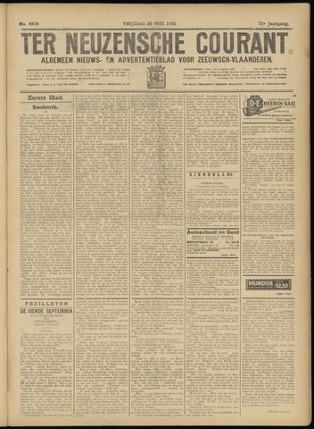 Ter Neuzensche Courant. Algemeen Nieuws- en Advertentieblad voor Zeeuwsch-Vlaanderen / Neuzensche Courant ... (idem) / (Algemeen) nieuws en advertentieblad voor Zeeuwsch-Vlaanderen 1932-05-20