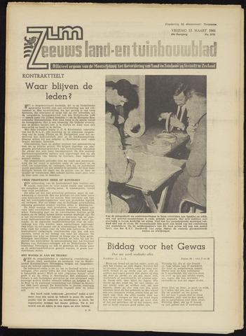 Zeeuwsch landbouwblad ... ZLM land- en tuinbouwblad 1965-03-12