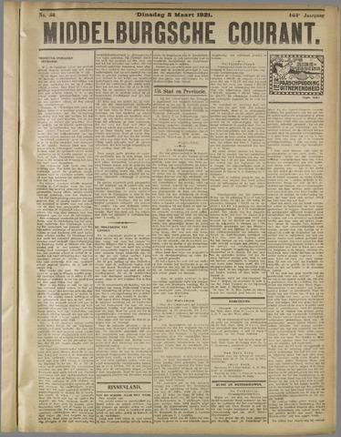 Middelburgsche Courant 1921-03-08