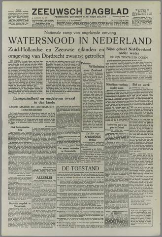 Zeeuwsch Dagblad 1953-02-01