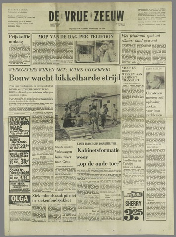de Vrije Zeeuw 1971-05-13