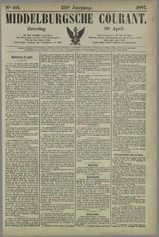 Middelburgsche Courant 1887-04-30