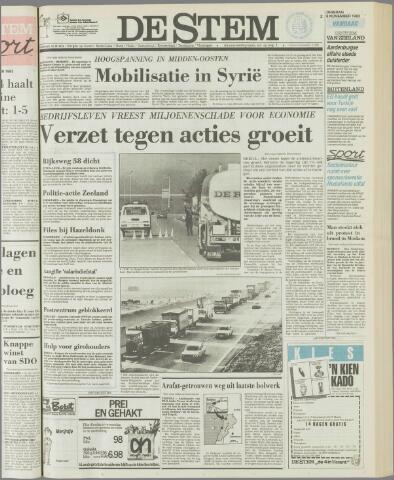 de Stem 1983-11-08