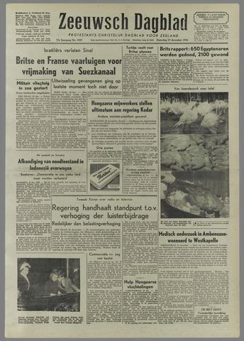Zeeuwsch Dagblad 1956-12-22