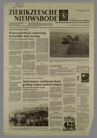 Zierikzeesche Nieuwsbode 1981-09-10