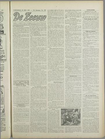 De Zeeuw. Christelijk-historisch nieuwsblad voor Zeeland 1943-07-28