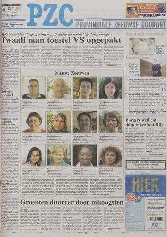 Provinciale Zeeuwse Courant 2006-08-24