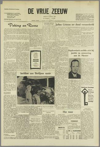 de Vrije Zeeuw 1963-04-19