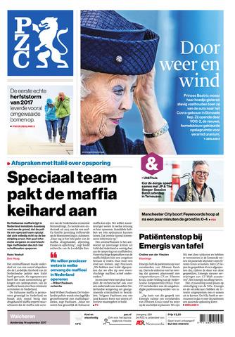 Provinciale Zeeuwse Courant 2017-09-14