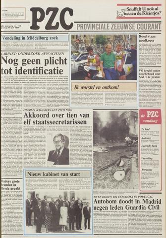 Provinciale Zeeuwse Courant 1986-07-15