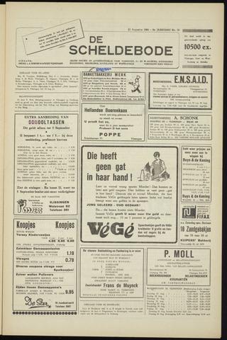 Scheldebode 1954-08-20