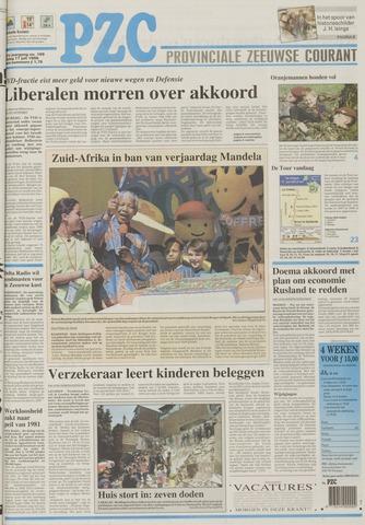 Provinciale Zeeuwse Courant 1998-07-17