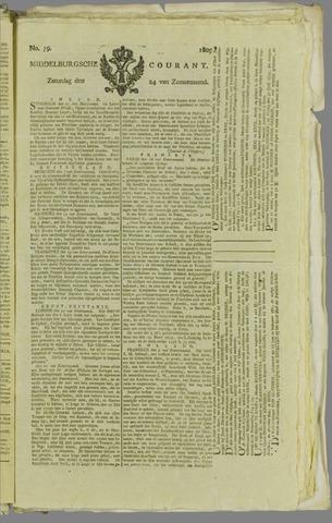 Middelburgsche Courant 1809-06-24
