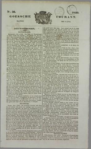 Goessche Courant 1840-07-13