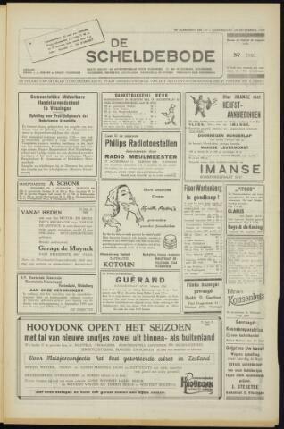 Scheldebode 1955-09-22