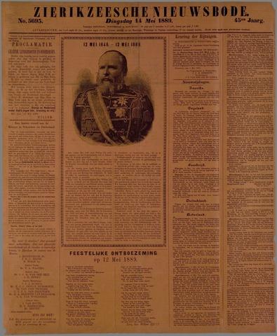 Zierikzeesche Nieuwsbode 1889-05-14