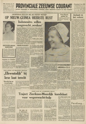 Provinciale Zeeuwse Courant 1962-01-17