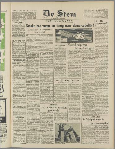 de Stem 1948-12-23