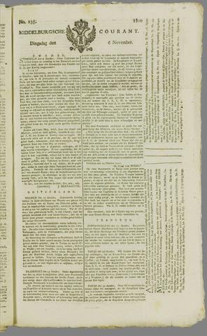 Middelburgsche Courant 1810-11-06
