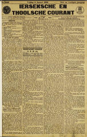 Ierseksche en Thoolsche Courant 1926