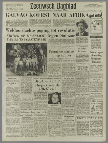 Zeeuwsch Dagblad 1961-01-26