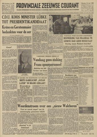 Provinciale Zeeuwse Courant 1959-06-16