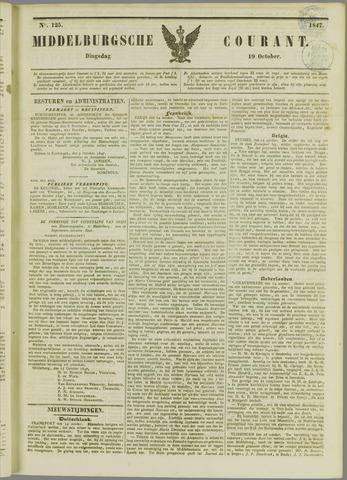 Middelburgsche Courant 1847-10-19