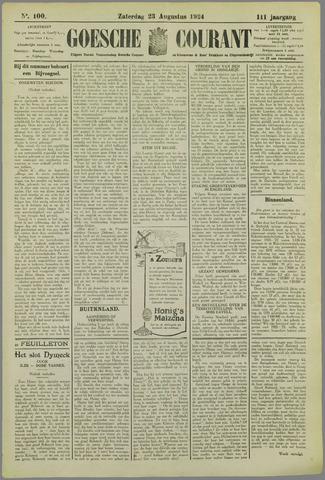 Goessche Courant 1924-08-23
