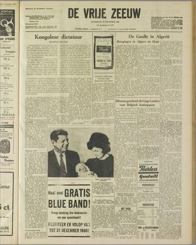 de Vrije Zeeuw 1960-12-10