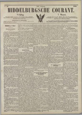 Middelburgsche Courant 1902-03-07