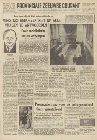 Provinciale Zeeuwse Courant 1959-10-16