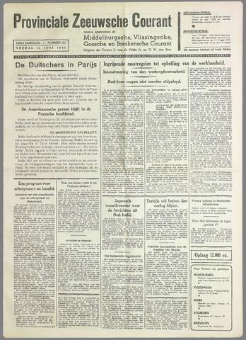 Provinciale Zeeuwse Courant 1940-06-14
