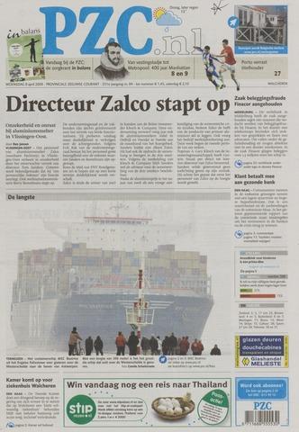 Provinciale Zeeuwse Courant 2009-04-08