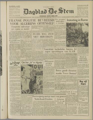 de Stem 1958-09-26