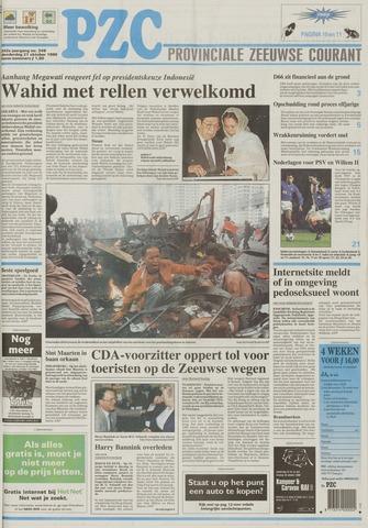 Provinciale Zeeuwse Courant 1999-10-21