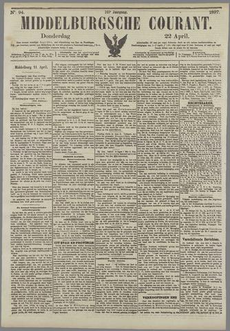 Middelburgsche Courant 1897-04-22