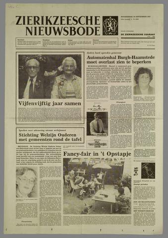 Zierikzeesche Nieuwsbode 1987-09-10