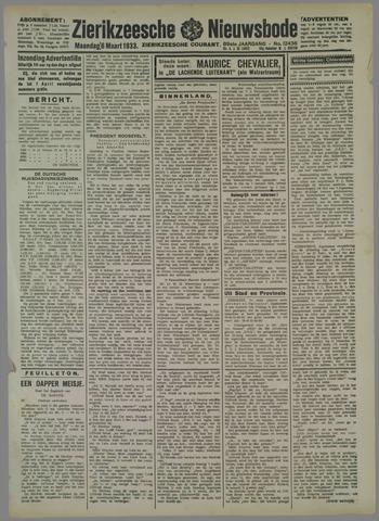Zierikzeesche Nieuwsbode 1933-03-06