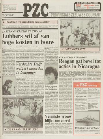 Provinciale Zeeuwse Courant 1983-04-08