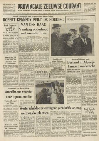Provinciale Zeeuwse Courant 1962-02-26