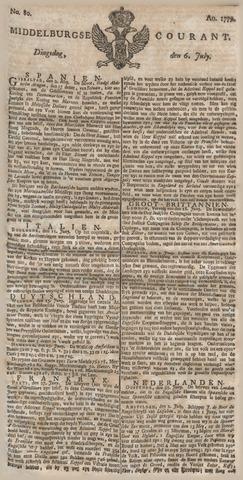 Middelburgsche Courant 1779-07-06