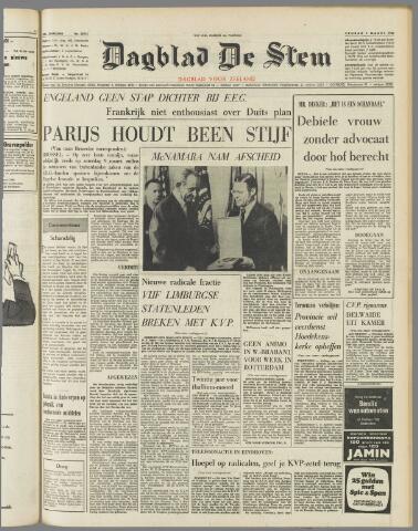 de Stem 1968-03-01