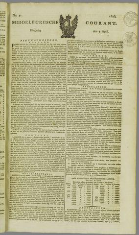 Middelburgsche Courant 1825-04-05